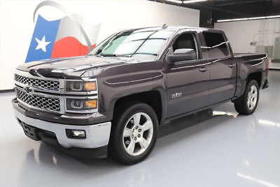 2014 Chevrolet Silverado 1500 LT Crew Cab Pickup 4-Door 2014 CHEVY SILVERADO LT TEXAS CREW NAV REAR CAM 43K MI #293268 Texas Direct Auto