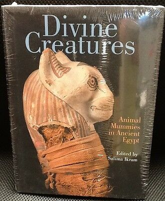 Divine Creatures: Animal Mummies In Ancient Egypt, Edited By Salina Ikram