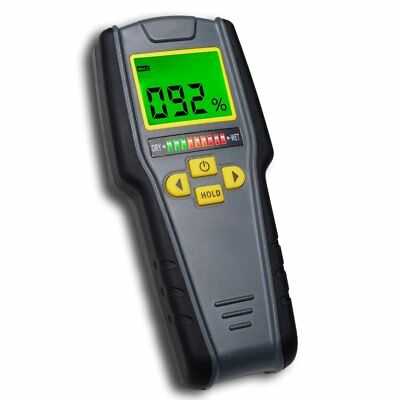 AU 4-in-1 Non-Invasive Inductive Moisture Meter