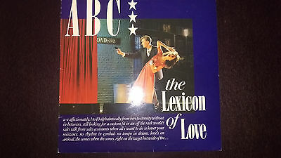 ABC - The Lexicon of Love Vinyl LP