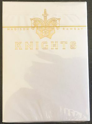 Bicycle Ellusionist Knights Madison Ramsay US Playing Cards Poker Magic New