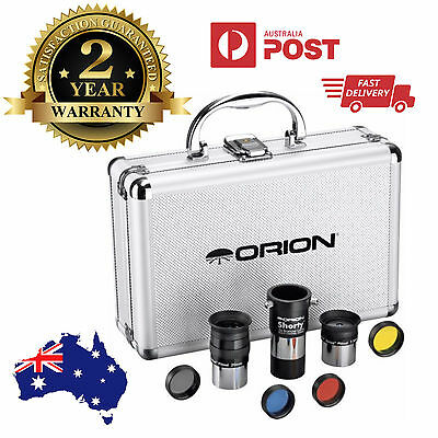 "Orion 1.25"" Telescope Accessory Kit - 1.25"" Eyepiece and Filter kit - Ref: 08889"