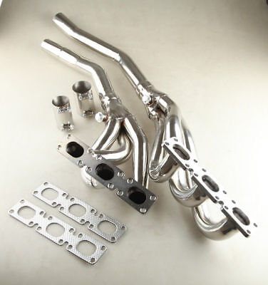 SS Exhaust Manifold Header Y Pipe For BMW E36 92-98 3.0L/3.2L 323i 325i 328i M3