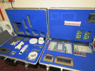 Ex-Or By Honeywell Lighting System In Demo Cases.