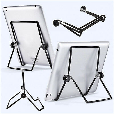 Ipad Tablet Book Kitchin Stand Reading Rest Adjustable Cookbook Stand Holder