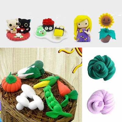 Squishy Color Clay Kids Intelligence Educational Toy Soft Plasticine DIY Anxiety