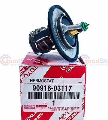 GENUINE Toyota Thermostat O Ring Housing Landcruiser 1HD 1HZ 1FZ 1PZ 1VD FZJ80