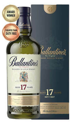 Ballantine's 17YO  Scotch Whisky 750ml (Boxed)