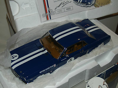 NEW 1:18 Norm Beechey Ford Mustang. 1965 ATCC. NEVER OPENED.