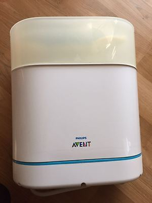 Philips Avent Electric Steam Steriliser 3 in 1 / Good Condition