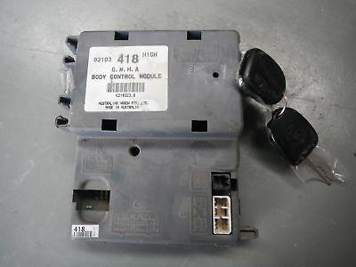 VT VX WH Calais Commodore L67 BCM Body Control Module 92103418 High Holden