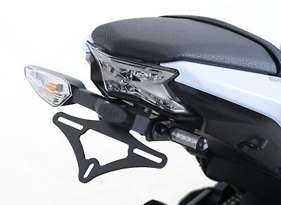 Kawasaki Z650 & Ninja 650 2017 R&G racing tail tidy licence plate holder bracket