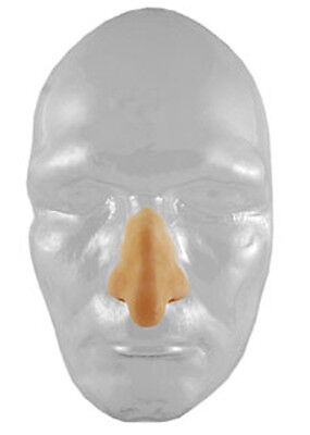Grimas Latex Prosthetic Hooked Nose No3