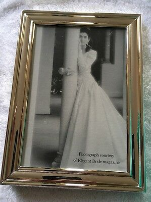 New 5x7 Silver picture  Framewedding family  New In Box