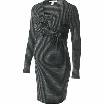 Neu ESPRIT for mums Stillkleid dunkelgrün 6034251