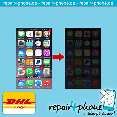 Apple iPhone 6s Backlight IC Hintergrundbeleuchtung Reparatur Logicboard