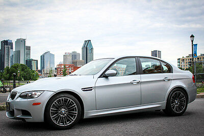 2008 BMW M3 M3 Sedan 2008 BMW M3 Sedan 6 Speed Manual - CLEAN CARFAX NO ACCIDENTS / PRICED TO SELL!