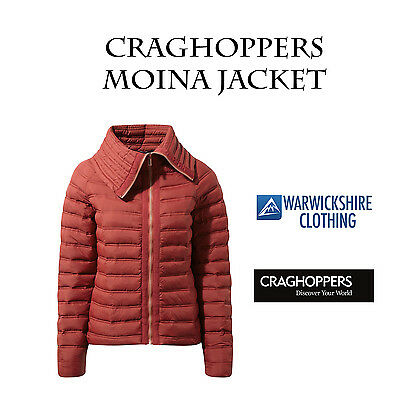 Cragoppers Womens/Ladies Moina Full Zip Winter Jacket