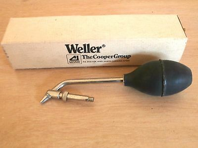 NOS Apex Weller DS60 Desoldering Attachment with Tip