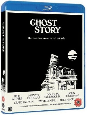 Ghost Story - Blu Ray Blu-ray Region ALL