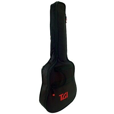 TGI Transit Padded Gigbag for Acoustic Bass Guitar