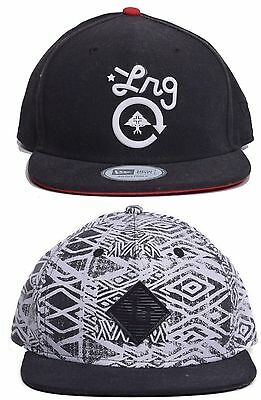 d977bf1bf5e LRG Lifted Research Group Men s Snapback Baseball Logo Hat OS Choose Color