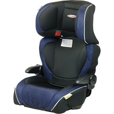 Safe 'n' Sound Unharnessed Booster Seat - Black