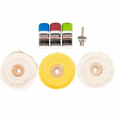 ToolPro Polishing & Cleaning Set - 3 piece