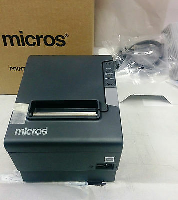 New Epson TM-T88V with Micros IDN Interface & USB
