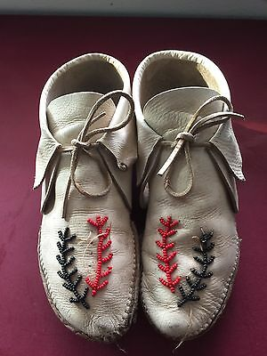 Authentic Native American Moccasins