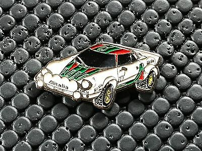 Pins Pin Badge Car Rallye Lancia Stratos