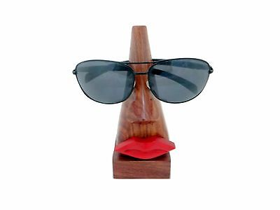 Lips Spectacle Glasses Sunglasses Stand Holder Quirky Fair Trade