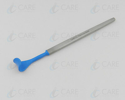 Desmarres Insulated Lid Rertractor, Desparres Saddle 10mm x 16cm, Care Optometry