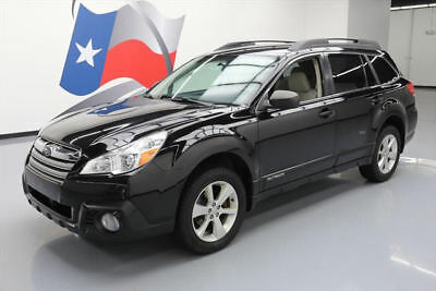 2014 Subaru Outback  2014 SUBARU OUTBACK 2.5I AWD CRUISE CTRL ALLOYS 62K MI #301590 Texas Direct Auto