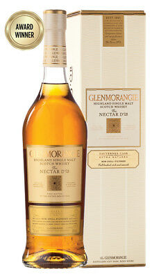 Glenmorangie Nectar D'or Highland Single Malt Scotch Whisky 700ml(Boxed)