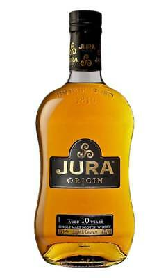 Jura 10YO Single Malt Scotch Whisky 700ml (Boxed)