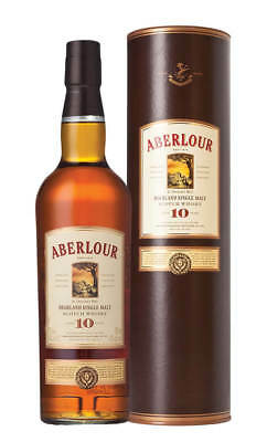 Aberlour 10YO Scotch Whisky 700ml (Boxed)