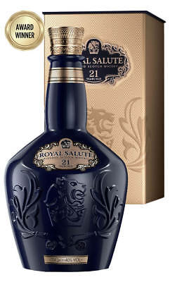 Chivas Royal Salute 21YO Scotch Whisky 700ml (Boxed)