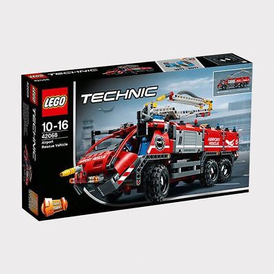 NEW LEGO Technic Airport Rescue Vehicle 42068