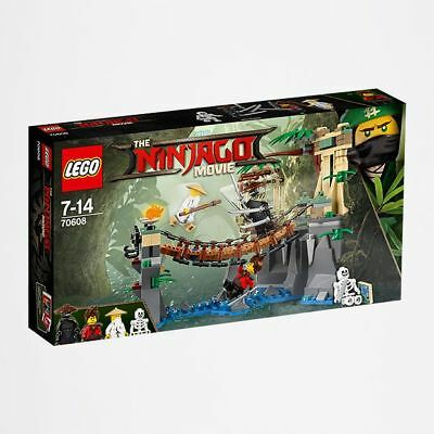 NEW THE LEGO NINJAGO Movie™ Master Falls 70608