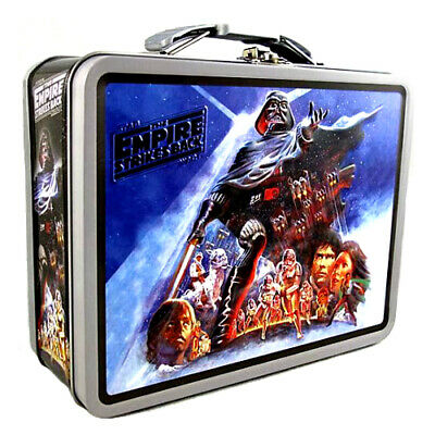 Star Wars - The Empire Strikes Back - Tin Carry All - The Tin Lunch Box
