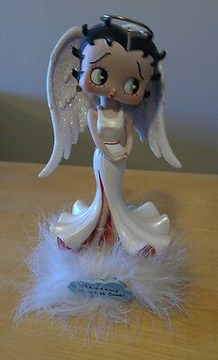 "Angel, Betty Boop Vintage Bobble Head ""Its Not Easy To Be This Good"" - 2001"