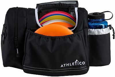 Athletico Disc Golf Bag - Tote Bag For Frisbee Golf - Holds 10-14 Discs, Wate...
