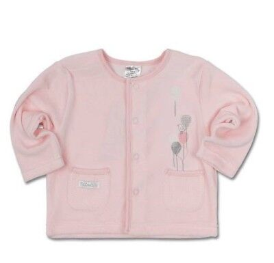 Baby Jacket by Max and Tilly Infant Pink Cardigan Clothes Top Size 000 New