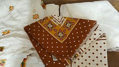 Vintage Lot of Tablecloths