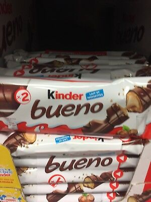 Lot Revendeur Destockage Palette Solderie 36 Kinder Bueno Dlc Longue