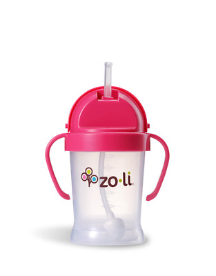 ZoLi BOT Sippy Cup | Pink
