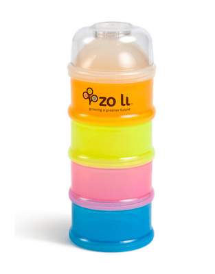 ZoLi ON-THE-GO Travel Formula & Snack Dispenser