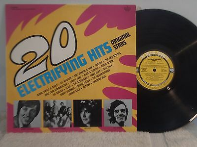 Various Artists - Lp -  20 Electrifying Hits