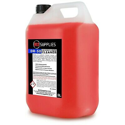 DR-50 Driveway & Patio Cleaner 5L